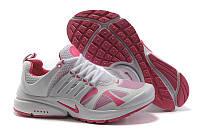 Кроссовки женские Nike Air Presto (найк аир престо, оригинал) розовые