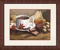 """Набор для вышивания крестом """"Горячий шоколад"""""""