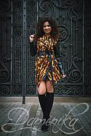 """Женское леопардовое пальто """"Costa Rica"""""""