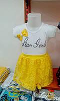 Детская одежда оптом Платье для девочек оптом р.98-104-110-116-122