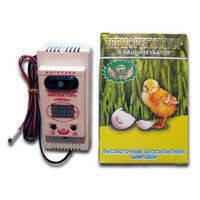 """Терморегулятор ТЦИ-""""Лина"""" с влагомером 1 кВт. (цифровой высокоточный бесконтактный)"""