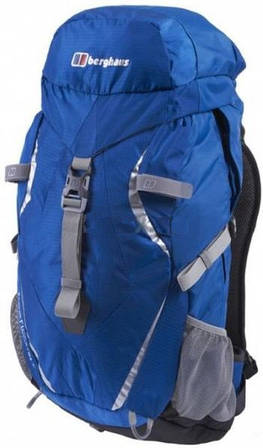 Синий рюкзак для путешественников Berghaus  Freeflow 25+5, 34553L2H, 30 л.