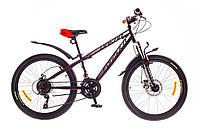 """Велосипед подростковый с дисковыми тормозами Formula Dakar DD 24"""""""