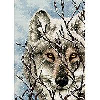 """Набор для вышивания DIMENSIONS """"Волк"""""""