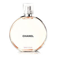 Chanel Chanel Chance Eau Vive - женские духи Шанель Шанс Виве (лучшая цена в Украине на оригинал) Новинка 2015 Туалетная вода, Объем: 100мл ТЕСТЕР