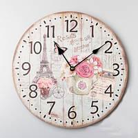 Настенные часы под старину, 35 см