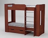 Кровать двухъярусная Твикс-2, дсп (Компанит)