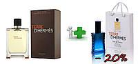 Hermes Terre d`Hermes 100 ml + подарочный набор Hermes Terre d`Hermes 50 ml