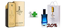 Paco Rabanne 1 Million 100 ml + подарочный набор Paco Rabanne 1 Million 50 ml