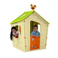 Детский игровой домик MAGIK HOUSE XL 2