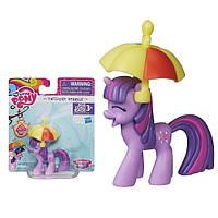 Коллекционная фигурка Май литл пони принцесса Твайлайт Спаркл Искорка. Оригинал Hasbro