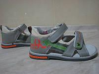 Босоножки сандалии кожаные серия ортопед мальчикам и девочкам р.21,22,25 распродажа, низкая цена