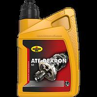 Трансмиссионное масло KROON OIL ATF Dexron 6  для коробки автомат 1л.KL33872