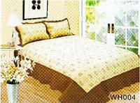 Двухспальное покрывало на кровать + 2 наволочки