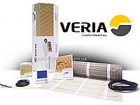 Теплый пол - Двухжильный мат нагревательный Veria Quickmat 150 - 10,0 м2 (1500 Вт), DEVI Дания