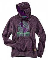 Женская толстовка BMW Motorrad Ladies Roadster Hooded Sweatshirt, Purple