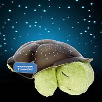 Звёздная черепаха - Ночник Звездное небо Не музыкальная