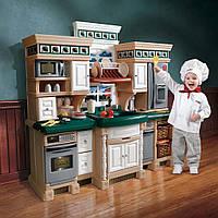 Интерактивная детская кухня Luxe Step2 7248