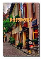 Оригинальная обложка на паспорт fp-09