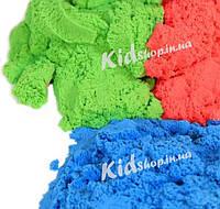 Кинетический песок цветной Waba fun