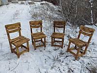Стулья для дачи. Садовые стулья. Комплект 4 шт.