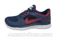 Кроссовки Nike Free Run 5.0 V3 Blue Red