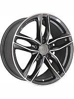 Литые диски Replica Mercedes (BK690) R17 W7.5 PCD5x112 ET42 DIA66.6 (GP)
