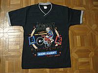 Детские футболки для мальчиков 128-176 см Турция хлопок