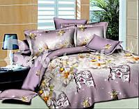 Полуторный набор постельного белья Ранфорс №159