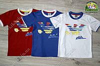 Летняя футболка для мальчика Армани Armani