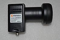 Спутниковый конвертер (головка) Alphabox ASB-101C