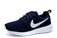 Кроссовки унисекс Nike Rosherun, синие, р. 41, фото 1