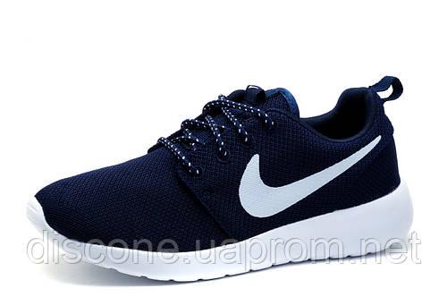 Кроссовки унисекс Nike Rosherun, синие, р. 41