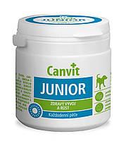 Canvit Junior 100г- Кормовая добавка для щенков