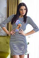 """Стильное молодежное платье мини """" Нефертити """" Dress Code"""