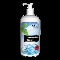 "Безопасное средство для мытья посуды ""Роза"" 0.5л"