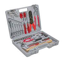 Набор инструмента с комплектом метизов и аксессуаров 100ед. [ET-5100] INTERTOOL ET-5100