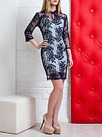 """Красивое гипюровое платье """"Илона"""", размеры 42, 44, 46"""