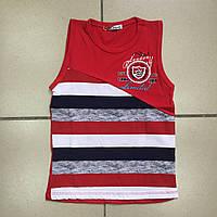 Детская одежда оптом Майка для мальчиков оптом р.104-110-116-122