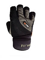 Перчатки для тяжелой атлетики  FP-04  S2 PRO (Power System)