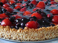 Гель нейтральный для декора тортов и десертов 500 г