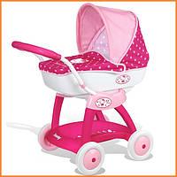 Игрушечная коляска - люлька для кукол Hello Kitty Smoby 523134