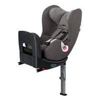 Детское автомобильное кресло Sirona PLUS серое Manhattan Grey-mid grey CYBEX 516120023