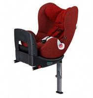 Детское кресло автомобильное Sirona PLUS красное Mars Red-red CYBEX 516120019
