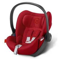 Детские автокресла Cloud Q  Hot & Spicy-red красное CYBEX 515140077