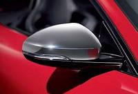 Хромовые накладки на зеркала Jaguar F-Type 2014-17 новые оригинальные