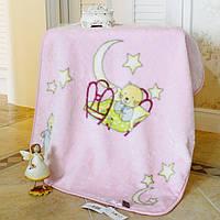 Одеяло плед детское