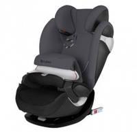 Детское автомобильное кресло Pallas M-fix Phantom Grey-dark grey CYBEX 516134011