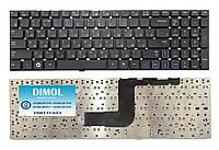 Оригинальная клавиатура для ноутбука SAMSUNG RC508, RC510, RC520, RV509, RV511, RV513, RV515, rus, black