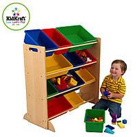 Стеллаж с ящиками для игрушек 12 Bin Kidkraft 16774
